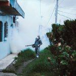 Contra el Covid19, MANCUERNA realizó desinfección en 12 municipios