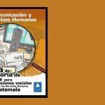 """MPDL publica """"Guía para la auditoría de medios para organizaciones sociales en defensa de los Derechos Humanos"""""""