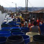 Arranca campaña para el suministro de agua potable en zonas vulnerables del Municipio de Guatemala