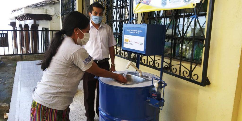 Programa RUK'U'X YA en el Día Mundial del Agua