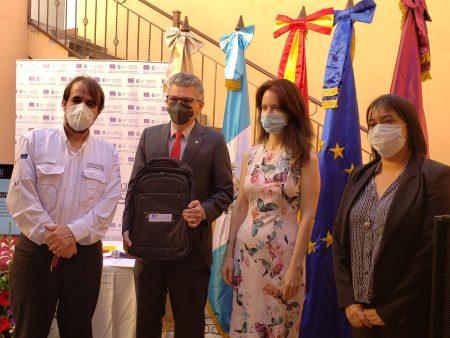 ICCPG inaugura sede en Chimaltenango y entrega equipos al sector justicia