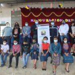 Programa RUK'U'X YA' lanza campaña de salud en idiomas originarios