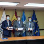 España entregó a Guatemala más de 100 mil pruebas para la detección del Covid 19